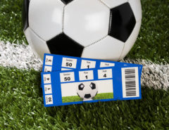 Soccer-Ball-with-Tickets