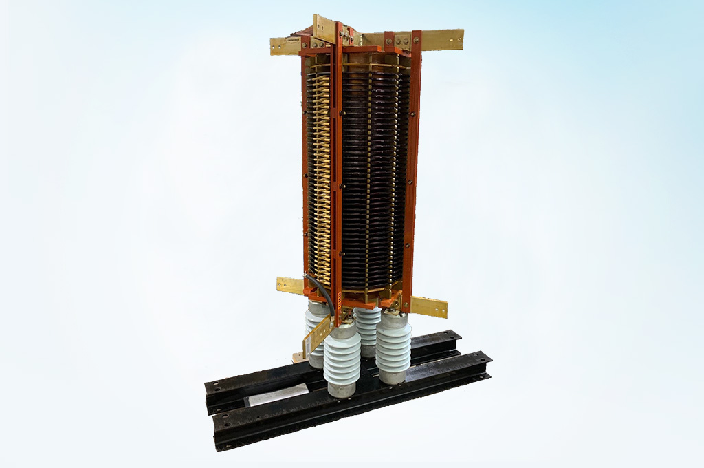 Air Core reactor for Renewables and Solar
