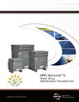 HPS Solar Duty transformers for energy storage brochure thumbnail